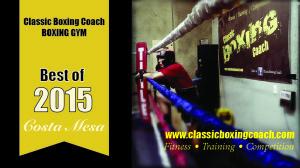 Best Boxing Gym Orange County